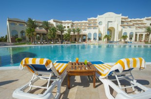 ПОЧИВКА В ЕГИПЕТ - ROYAL LAGOONS AQUA PARK RESORT HURGHADA 5 *