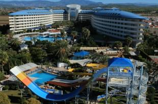 CRYSTAL ADMIRAL RESORT & SPA 5*