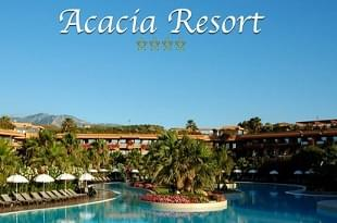 Acacia Resort 4* LUX