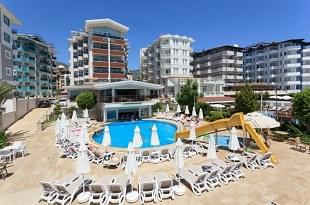 XPERIA SARAY BEACH 4*