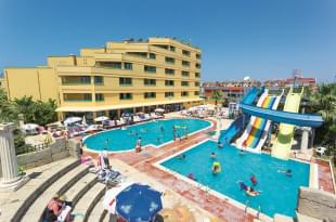 ESRA FAMILY SUITES 3*