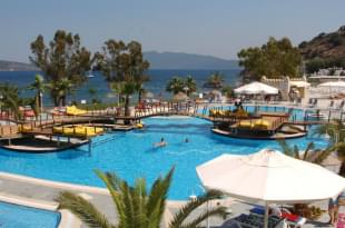 SALMAKIS BEACH RESORT & SPA 4 *
